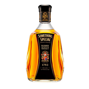 Whisky SOMETHING SPECIAL Clásico Botella 750ml + Red Bull