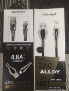 CABLE TIPO V8 ZINC ALLOY RD-2033